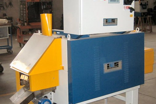 ELECTRICALLY HEATED FURNACE, WITH PLATE CONVEYOR BELT AND FORCED AIR CIRCULATION – MODEL 2.70 NAV R1