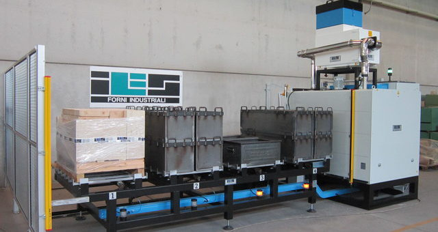 UNATTENDED AUTOMATIC LINES FOR STABILIZATION – TEMPERING – STRUCTURAL HARDENING – AGEING – STRESS RELIEVING